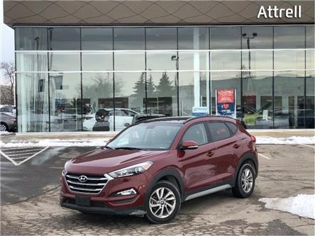 2018 Hyundai Tucson SE (Stk: KM8J3C) in Brampton - Image 1 of 17