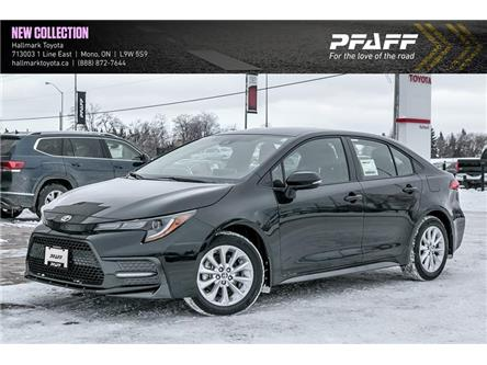 2020 Toyota Corolla 4-door Sedan SE 6M (Stk: H20249) in Orangeville - Image 1 of 21