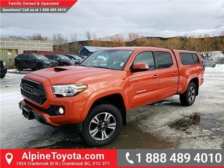 2017 Toyota Tacoma TRD Sport (Stk: X028235M) in Cranbrook - Image 1 of 26