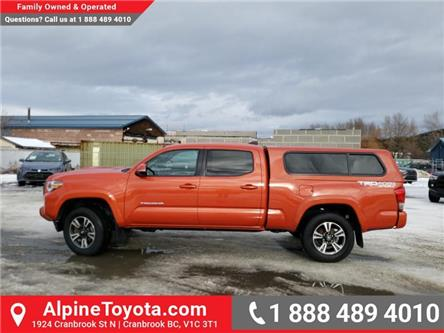 2017 Toyota Tacoma TRD Sport (Stk: X028235M) in Cranbrook - Image 2 of 26