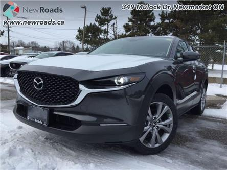 2020 Mazda CX-30 GS AWD (Stk: 41562) in Newmarket - Image 1 of 21