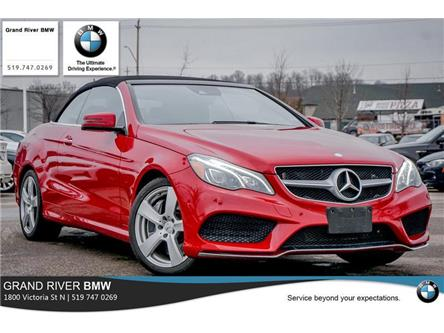 2014 Mercedes-Benz E-Class Base (Stk: 81822A) in Kitchener - Image 1 of 22