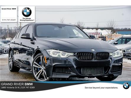 2016 BMW 340i xDrive (Stk: PW5192) in Kitchener - Image 1 of 22