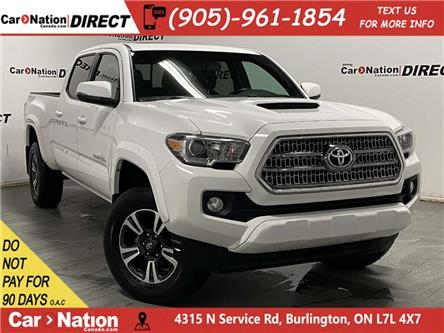 2017 Toyota Tacoma  (Stk: DOM-020714) in Burlington - Image 1 of 36