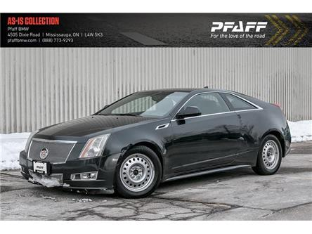 2011 Cadillac CTS Base (Stk: 20809A) in Mississauga - Image 1 of 18