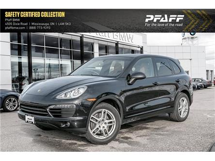 2013 Porsche Cayenne Base (Stk: 23355A) in Mississauga - Image 1 of 22
