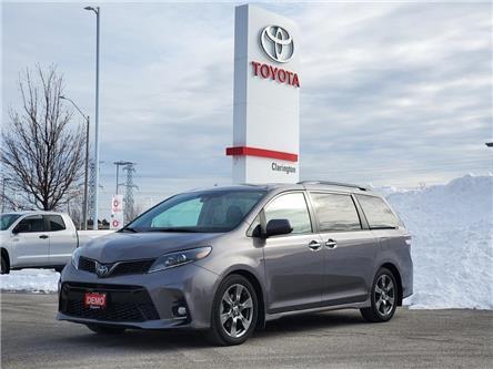 2020 Toyota Sienna SE 8-Passenger (Stk: P2406) in Bowmanville - Image 1 of 29