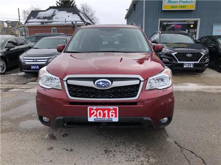 2016 Subaru Forester i Touring (Stk: 51131) in Belmont - Image 2 of 17