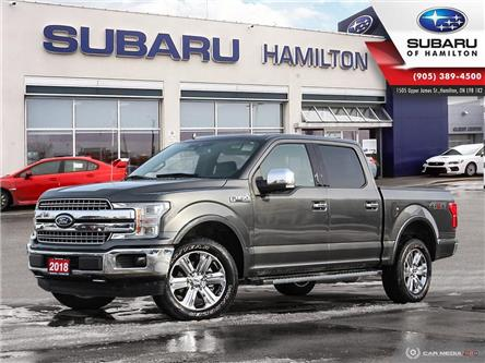 2018 Ford F-150 Lariat (Stk: S8108A) in Hamilton - Image 1 of 27