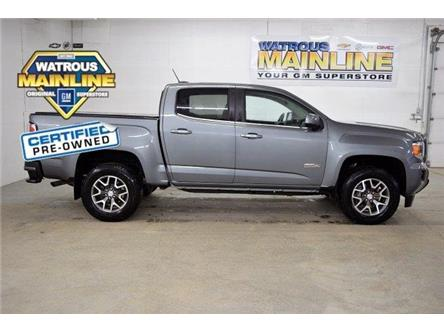 2019 GMC Canyon All Terrain w/Leather (Stk: K1399A) in Watrous - Image 1 of 35