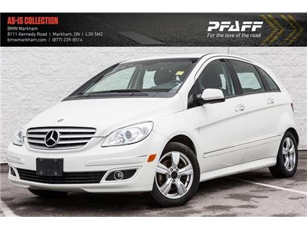 2008 Mercedes-Benz B-Class Base (Stk: 38426A) in Markham - Image 1 of 16