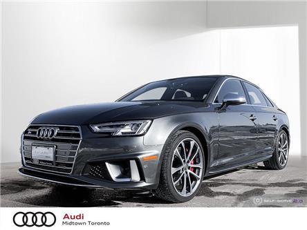 2019 Audi S4 3.0T Technik (Stk: P7773) in Toronto - Image 1 of 25