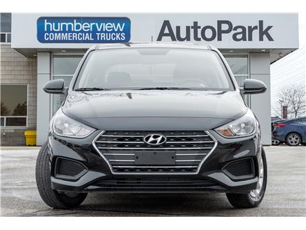 2019 Hyundai Accent Preferred (Stk: APR7196) in Mississauga - Image 2 of 18