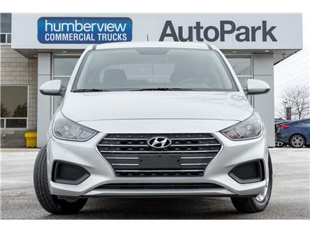 2019 Hyundai Accent Preferred (Stk: APR7195) in Mississauga - Image 2 of 18