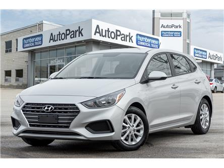 2019 Hyundai Accent Preferred (Stk: APR7195) in Mississauga - Image 1 of 18