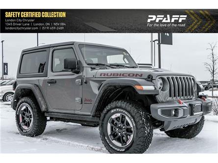 2019 Jeep Wrangler Rubicon (Stk: LC2037AA) in London - Image 1 of 19