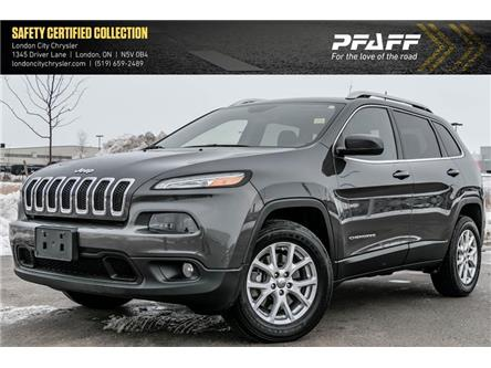 2017 Jeep Cherokee North (Stk: LC2137A) in London - Image 1 of 22