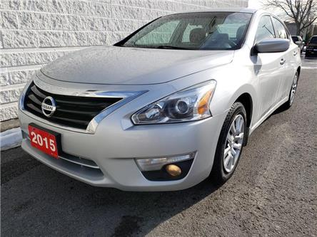 2015 Nissan Altima  (Stk: 20119A) in Kingston - Image 1 of 22