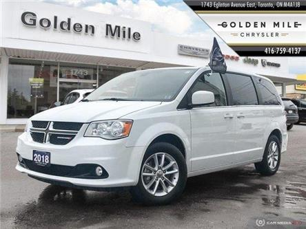 2018 Dodge Grand Caravan CVP/SXT (Stk: P4917) in North York - Image 1 of 26
