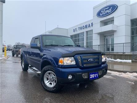 2011 Ford Ranger  (Stk: S9038A) in St. Thomas - Image 1 of 21