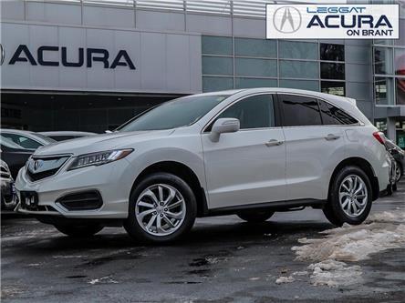 2018 Acura RDX Tech (Stk: D472) in Burlington - Image 1 of 28