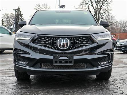 2019 Acura RDX A-Spec (Stk: 4185) in Burlington - Image 1 of 27
