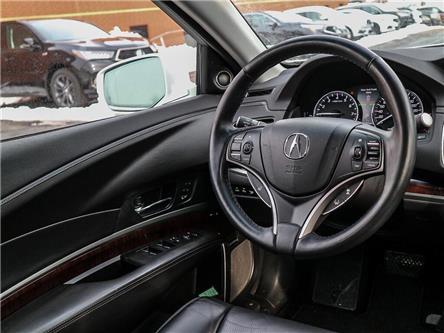 2015 Acura RLX Sport Hybrid Base (Stk: D485) in Burlington - Image 1 of 28