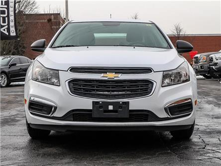 2016 Chevrolet Cruze Limited 2LS (Stk: D486A) in Burlington - Image 1 of 24