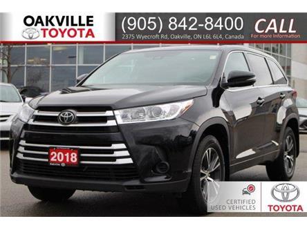 2018 Toyota Highlander LE (Stk: 291100A) in Oakville - Image 1 of 19