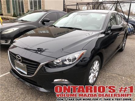 2016 Mazda Mazda3 GS (Stk: P2650) in Toronto - Image 1 of 20