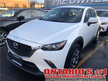 2017 Mazda CX-3 GX (Stk: P2624) in Toronto - Image 1 of 20