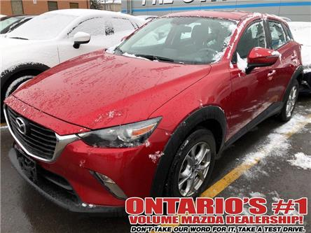2016 Mazda CX-3 GS (Stk: P2637) in Toronto - Image 1 of 19