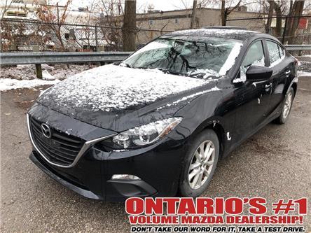 2016 Mazda Mazda3 GS (Stk: P2631) in Toronto - Image 1 of 17