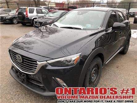 2018 Mazda CX-3 GT (Stk: P2651) in Toronto - Image 1 of 20