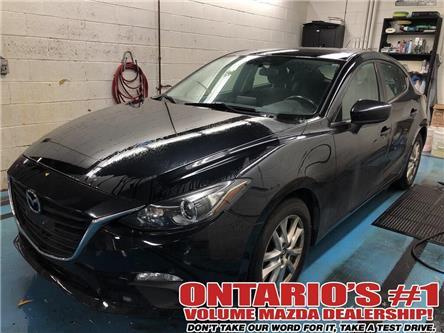 2015 Mazda Mazda3 Sport GS (Stk: P2543) in Toronto - Image 1 of 11