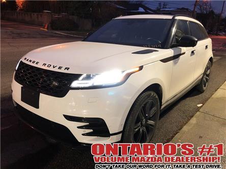 2019 Land Rover Range Rover Velar  (Stk: P2574) in Toronto - Image 1 of 23
