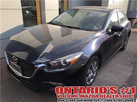 2017 Mazda Mazda3 Sport GX (Stk: P2521) in Toronto - Image 1 of 19