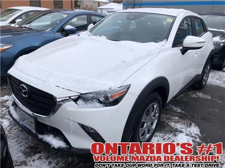 2019 Mazda CX-3 GX (Stk: P2653) in Toronto - Image 1 of 20