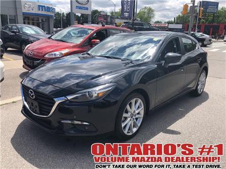 2018 Mazda Mazda3 Sport GT (Stk: 81963a) in Toronto - Image 1 of 18
