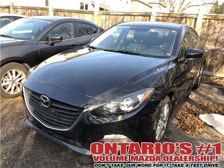2016 Mazda Mazda3 GS (Stk: P2588) in Toronto - Image 1 of 21