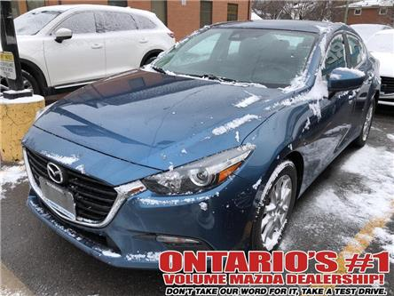 2018 Mazda Mazda3 GS (Stk: 85184A) in Toronto - Image 1 of 21