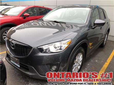 2014 Mazda CX-5 GS (Stk: 85135A) in Toronto - Image 1 of 19
