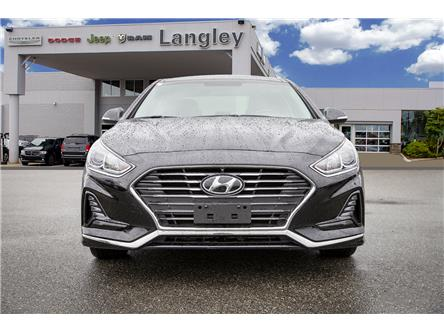 2018 Hyundai Sonata Hybrid Limited (Stk: LC0097) in Surrey - Image 2 of 24