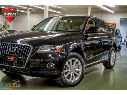 2015 Audi Q5 3.0 TDI Technik (Stk: ) in Oakville - Image 1 of 36