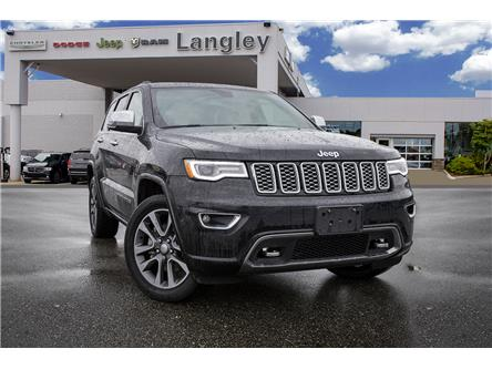 2018 Jeep Grand Cherokee Overland (Stk: LC0169) in Surrey - Image 1 of 21