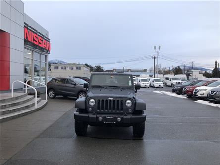 2017 Jeep Wrangler Unlimited Rubicon (Stk: N19-0131A) in Chilliwack - Image 2 of 16