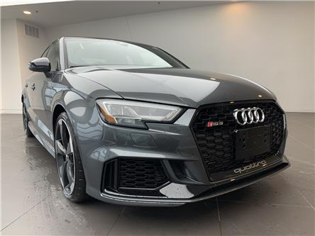 2020 Audi RS 3 2.5T (Stk: 51405) in Oakville - Image 1 of 19