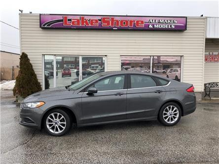 2017 Ford Fusion SE (Stk: K8965) in Tilbury - Image 1 of 17