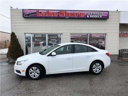 2013 Chevrolet Cruze LT Turbo (Stk: K8980) in Tilbury - Image 1 of 11