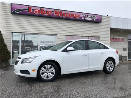2013 Chevrolet Cruze LT Turbo (Stk: K8980) in Tilbury - Image 2 of 11